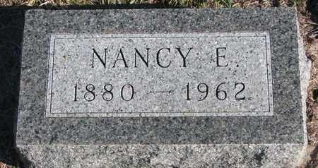 CAMPBELL, NANCY E. - Bon Homme County, South Dakota | NANCY E. CAMPBELL - South Dakota Gravestone Photos