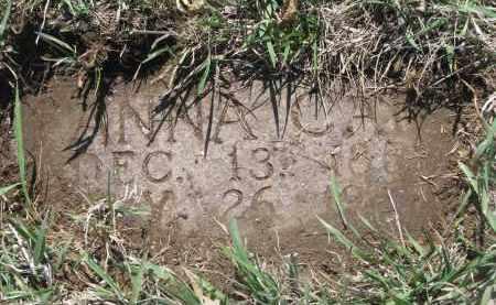 CAP, ANNA - Bon Homme County, South Dakota | ANNA CAP - South Dakota Gravestone Photos