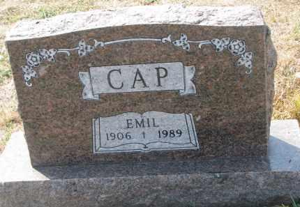 CAP, EMIL - Bon Homme County, South Dakota   EMIL CAP - South Dakota Gravestone Photos