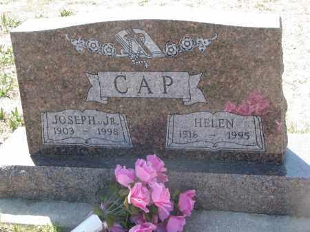 CAP, JOSEPH JR. - Bon Homme County, South Dakota | JOSEPH JR. CAP - South Dakota Gravestone Photos
