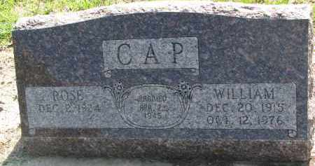 CAP, ROSE - Bon Homme County, South Dakota | ROSE CAP - South Dakota Gravestone Photos