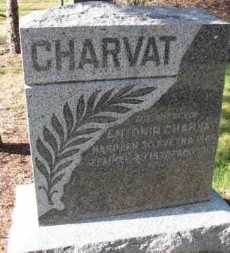 CHARVAT, ANTONIN - Bon Homme County, South Dakota | ANTONIN CHARVAT - South Dakota Gravestone Photos