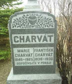 CHARVAT, FRANTISEK - Bon Homme County, South Dakota | FRANTISEK CHARVAT - South Dakota Gravestone Photos