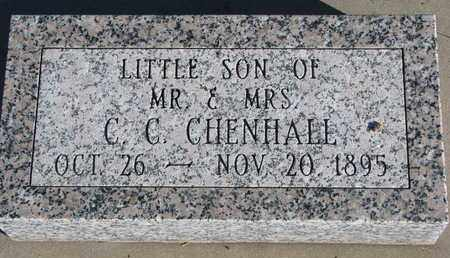 CHENHALL, SON - Bon Homme County, South Dakota   SON CHENHALL - South Dakota Gravestone Photos