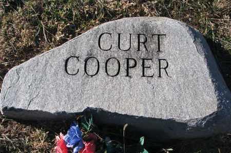 COOPER, CURT - Bon Homme County, South Dakota | CURT COOPER - South Dakota Gravestone Photos