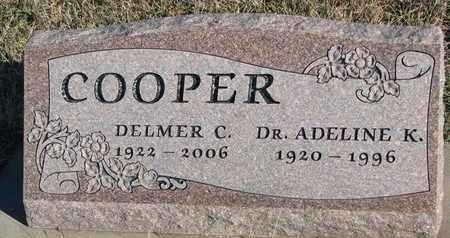 COOPER, DELMER C. - Bon Homme County, South Dakota | DELMER C. COOPER - South Dakota Gravestone Photos