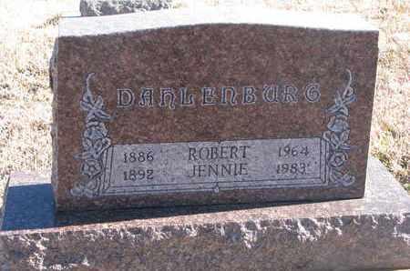 DAHLENBURG, ROBERT - Bon Homme County, South Dakota | ROBERT DAHLENBURG - South Dakota Gravestone Photos