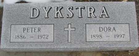 DYKSTRA, DORA - Bon Homme County, South Dakota | DORA DYKSTRA - South Dakota Gravestone Photos