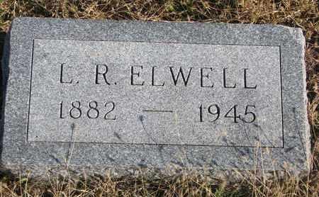 ELWELL, L.R. - Bon Homme County, South Dakota | L.R. ELWELL - South Dakota Gravestone Photos