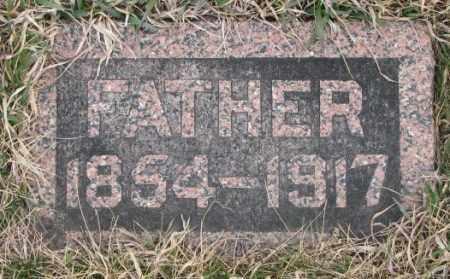 FISHER, FATHER - Bon Homme County, South Dakota | FATHER FISHER - South Dakota Gravestone Photos