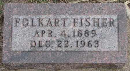 FISHER, FOLKART - Bon Homme County, South Dakota | FOLKART FISHER - South Dakota Gravestone Photos
