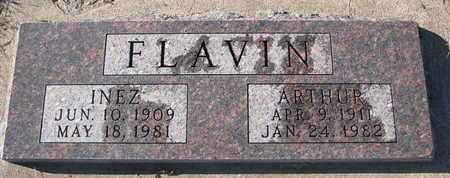 FLAVIN, ARTHUR - Bon Homme County, South Dakota | ARTHUR FLAVIN - South Dakota Gravestone Photos