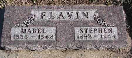 FLAVIN, STEPHEN - Bon Homme County, South Dakota | STEPHEN FLAVIN - South Dakota Gravestone Photos