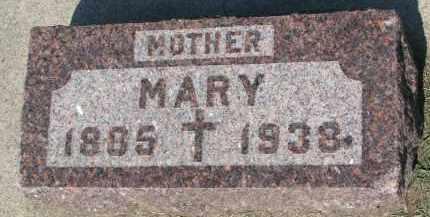 FRYDA, MARY - Bon Homme County, South Dakota | MARY FRYDA - South Dakota Gravestone Photos