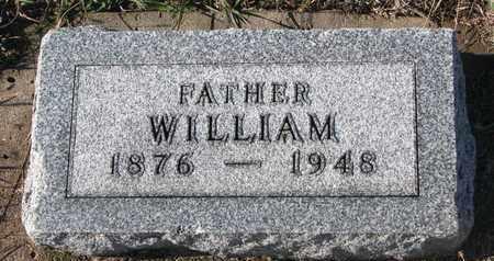 HAMMINGA, WILLIAM - Bon Homme County, South Dakota   WILLIAM HAMMINGA - South Dakota Gravestone Photos