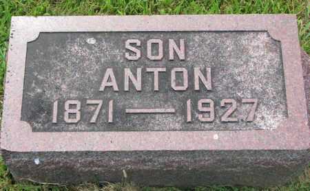 HERMAN, ANTON - Bon Homme County, South Dakota | ANTON HERMAN - South Dakota Gravestone Photos
