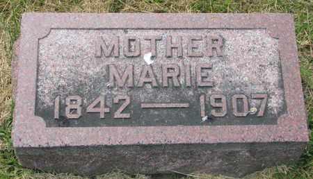 HERMAN, MARIE - Bon Homme County, South Dakota | MARIE HERMAN - South Dakota Gravestone Photos