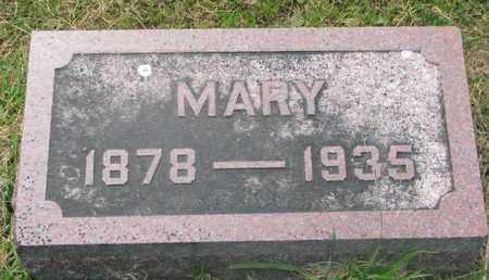 HERMAN, MARY - Bon Homme County, South Dakota | MARY HERMAN - South Dakota Gravestone Photos