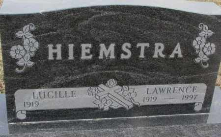 HIEMSTRA, LAWRENCE - Bon Homme County, South Dakota | LAWRENCE HIEMSTRA - South Dakota Gravestone Photos