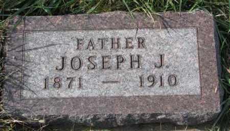 HLAVAC, JOSEPH J. - Bon Homme County, South Dakota | JOSEPH J. HLAVAC - South Dakota Gravestone Photos