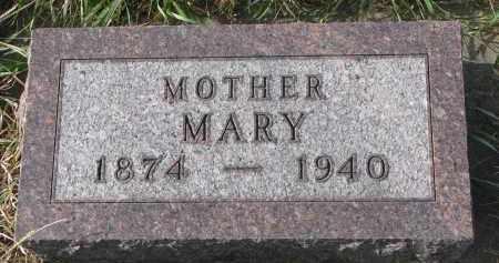 HLAVAC, MARY - Bon Homme County, South Dakota | MARY HLAVAC - South Dakota Gravestone Photos