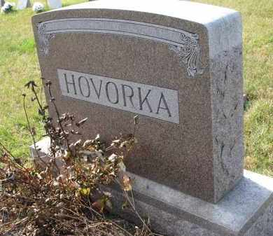 HOVORKA, FAMILY STONE - Bon Homme County, South Dakota | FAMILY STONE HOVORKA - South Dakota Gravestone Photos