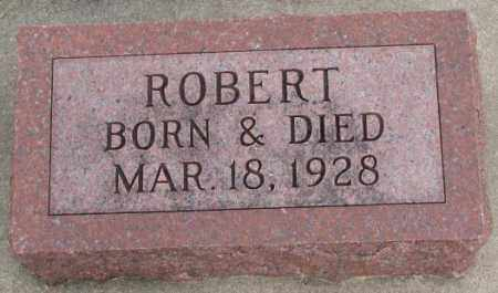 HUBREGTSE, ROBERT - Bon Homme County, South Dakota | ROBERT HUBREGTSE - South Dakota Gravestone Photos
