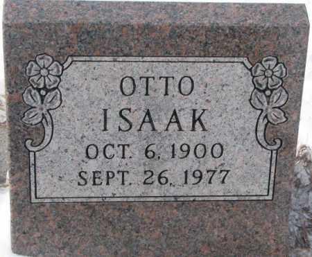 ISAAK, OTTO - Bon Homme County, South Dakota | OTTO ISAAK - South Dakota Gravestone Photos