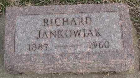 JANKOWIAK, RICHARD - Bon Homme County, South Dakota | RICHARD JANKOWIAK - South Dakota Gravestone Photos