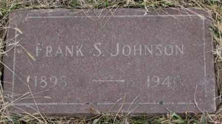 JOHNSON, FRANK S. - Bon Homme County, South Dakota | FRANK S. JOHNSON - South Dakota Gravestone Photos