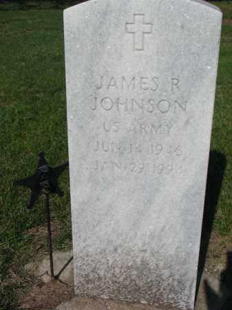 JOHNSON, JAMES R. - Bon Homme County, South Dakota | JAMES R. JOHNSON - South Dakota Gravestone Photos