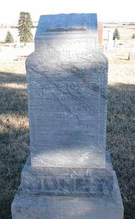 JONES, WILLIAM Y. - Bon Homme County, South Dakota | WILLIAM Y. JONES - South Dakota Gravestone Photos