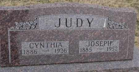 JUDY, JOSEPH - Bon Homme County, South Dakota | JOSEPH JUDY - South Dakota Gravestone Photos
