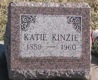 KINZIE, KATIE - Bon Homme County, South Dakota | KATIE KINZIE - South Dakota Gravestone Photos