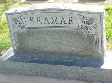 KRAMAR, FAMILY STONE - Bon Homme County, South Dakota | FAMILY STONE KRAMAR - South Dakota Gravestone Photos