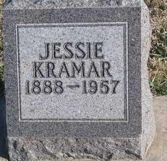 KRAMAR, JESSIE - Bon Homme County, South Dakota | JESSIE KRAMAR - South Dakota Gravestone Photos