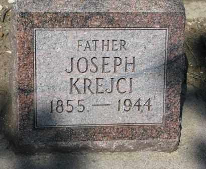 KREJCI, JOSEPH - Bon Homme County, South Dakota | JOSEPH KREJCI - South Dakota Gravestone Photos