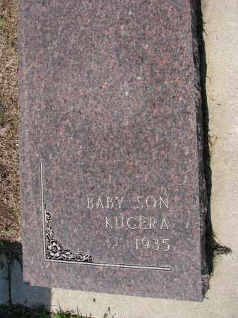 KUCERA, BABY SON - Bon Homme County, South Dakota | BABY SON KUCERA - South Dakota Gravestone Photos