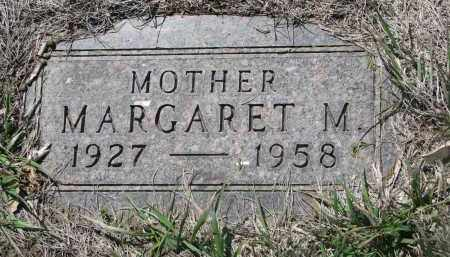 MAZOUREK, MARGARET M. - Bon Homme County, South Dakota | MARGARET M. MAZOUREK - South Dakota Gravestone Photos