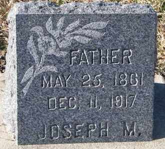 MCCLANAHAN, JOSEPH M. - Bon Homme County, South Dakota | JOSEPH M. MCCLANAHAN - South Dakota Gravestone Photos