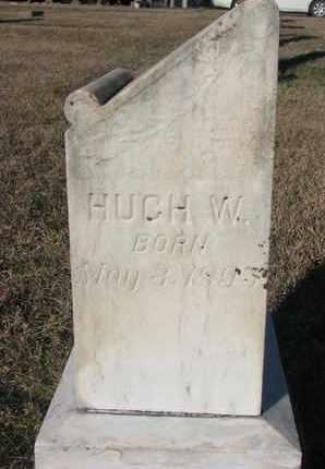 MCLOUTH, HUGH W. - Bon Homme County, South Dakota | HUGH W. MCLOUTH - South Dakota Gravestone Photos