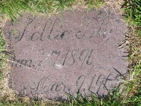 MILLER, NELLIE BLY - Bon Homme County, South Dakota | NELLIE BLY MILLER - South Dakota Gravestone Photos