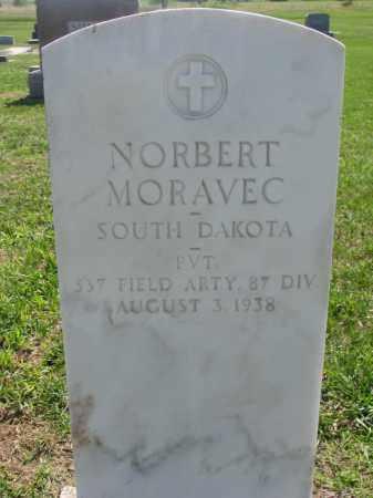 MORAVEC, NORBERT - Bon Homme County, South Dakota | NORBERT MORAVEC - South Dakota Gravestone Photos