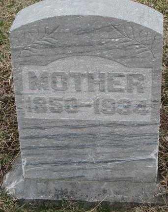 NAMMINGA, MOTHER - Bon Homme County, South Dakota | MOTHER NAMMINGA - South Dakota Gravestone Photos