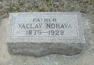 NOHAVA, VACLAV - Bon Homme County, South Dakota | VACLAV NOHAVA - South Dakota Gravestone Photos