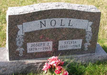 NOLL, JOSEPH J. - Bon Homme County, South Dakota | JOSEPH J. NOLL - South Dakota Gravestone Photos