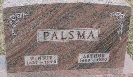 PALSMA, WINNIE - Bon Homme County, South Dakota | WINNIE PALSMA - South Dakota Gravestone Photos