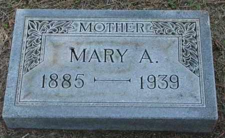 PAVEL, MARY A. - Bon Homme County, South Dakota | MARY A. PAVEL - South Dakota Gravestone Photos