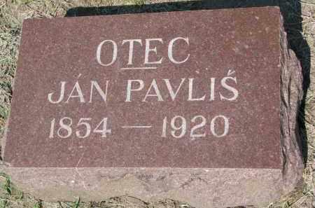 PAVLIS, JAN - Bon Homme County, South Dakota | JAN PAVLIS - South Dakota Gravestone Photos