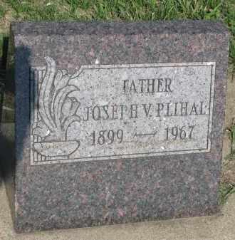 PLIHAL, JOSEPH V. - Bon Homme County, South Dakota | JOSEPH V. PLIHAL - South Dakota Gravestone Photos